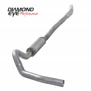 Diamond Eye Performance 2001-2007.5 CHEVY/GMC 6.6L DURAMAX 2500/3500 (ALL CAB AND BED LENGTHS)-4in. ALUM K4113A