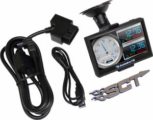 SCT Performance - SCT Performance Livewire TS Performance Programmer and Monitor for GM Vehicles 5416