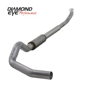 Engine & Performance - Exhaust  Systems - Diamond Eye Performance - Diamond Eye Performance 2003-2004.5 DODGE 5.9L CUMMINS 2500/3500 (ALL CAB AND BED LENGTHS)-5in. ALUMINIZ K5222A
