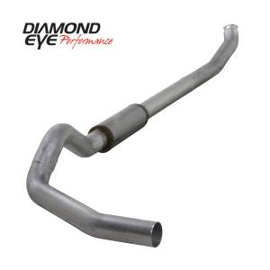 Engine & Performance - Exhaust  Systems - Diamond Eye Performance - Diamond Eye Performance 2004.5-2007.5 DODGE 5.9L CUMMINS 2500/3500 (ALL CAB AND BED LENGTHS)-5in. ALUMIN K5238A