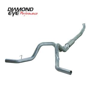 Engine & Performance - Exhaust  Systems - Diamond Eye Performance - Diamond Eye Performance 2004.5-2007.5 DODGE 5.9L CUMMINS 2500/3500 (ALL CAB AND BED LENGTHS)-5in. ALUMIN K5246A