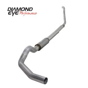 Diamond Eye Performance - Diamond Eye Performance 1994-1997.5 FORD 7.3L POWERSTROKE F250/F350 (ALL CAB AND BED LENGTHS) 5in. ALUMI K5315A