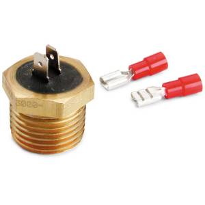 Engine & Performance - Radiator - AutoMeter - AutoMeter Temperature Switch; 200deg. F; 1/2in. NPT Male; for Pro-Lite Warning Light 3246