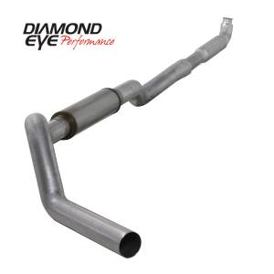 Diamond Eye Performance - Diamond Eye Performance 2001-2007.5 CHEVY/GMC 6.6L DURAMAX 2500/3500 (ALL CAB AND BED LENGHTS) 5in. ALUM K5117A