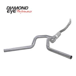 2006-2007 GM 6.6L LLY/LBZ Duramax - Exhaust - Diamond Eye Performance - Diamond Eye Performance 2001-2007.5 CHEVY/GMC 6.6L DURAMAX 2500/3500 (ALL CAB AND BED LENGTHS) 4in. ALUM K4115A