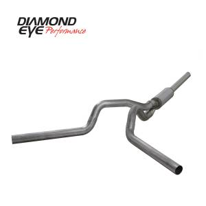 Engine & Performance - Exhaust  Systems - Diamond Eye Performance - Diamond Eye Performance 2004.5-2007.5 DODGE 5.9L CUMMINS 2500/3500 (ALL CAB AND BED LENGTHS)-4in. 409 ST K4236S
