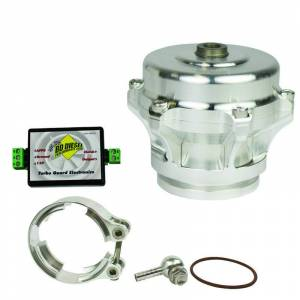 Accessories - Turbo Chargers & Components - BD Diesel - BD Diesel Turbo Guard Kit - Aluminum Adapter / Silver Valve 1047250AS