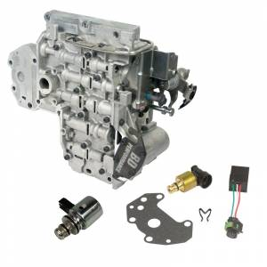 Drivetrain & Suspension - Transmission - BD Diesel - BD Diesel Valve Body - 2000-2002 Dodge 47RE c/w Governor Pressure Solenoid & Transducer 1030418E
