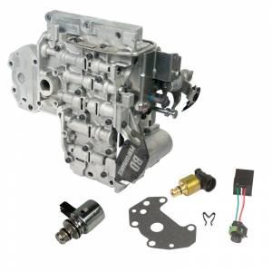 Drivetrain & Suspension - Transmission - BD Diesel - BD Diesel Valve Body - 2000-2002 Dodge 47RE c/w Governor Pressure Solenoid & Transducer 1030418E