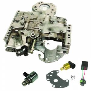 Drivetrain & Suspension - Transmission - BD Diesel - BD Diesel Valve Body - 2005-2007 Dodge 48RE c/w Governor Pressure Solenoid & Transducer 1030423E