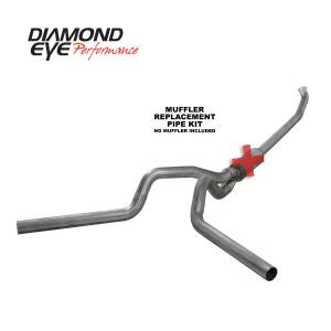 Engine & Performance - Exhaust  Systems - Diamond Eye Performance - Diamond Eye Performance 2003-2004.5 DODGE 5.9L CUMMINS 2500/3500 (ALL CAB AND BED LENGTHS)-4in. 409 STAI K4220S-RP