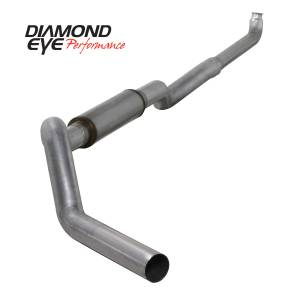Engine & Performance - Exhaust  Systems - Diamond Eye Performance - Diamond Eye Performance 2001-2007.5 CHEVY/GMC 6.6L DURAMAX 2500/3500 (ALL CAB AND BED LENGHTS) 5in. 409 K5118S