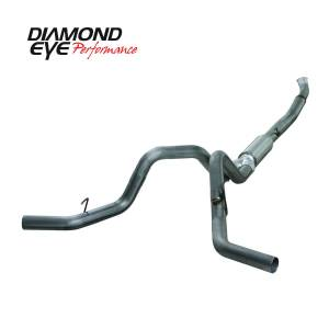 Engine & Performance - Exhaust  Systems - Diamond Eye Performance - Diamond Eye Performance 2004.5-2007.5 DODGE 5.9L CUMMINS 2500/3500 (ALL CAB AND BED LENGTHS)-5in. 409 ST K5246S