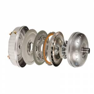Drivetrain & Suspension - Transmission - BD Diesel - BD Diesel Converter - 1995-2003 Ford 7.3L E4OD/4R100 6 Stud 1030223