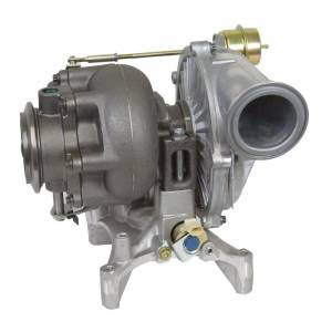 Engine & Performance - Turbo Chargers & Components - BD Diesel - BD Diesel Exchange Turbo - Ford 1998.5-1999.5 7.3L GTP38 Pick-up c/w Pedestal 702650-9005-B