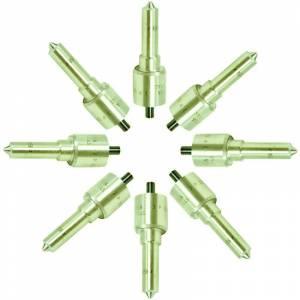 BD Diesel - BD Diesel Injector Nozzle Set - Chevy 6.6L 2007.5-2010 Duramax LMM - Stage 1 60 HP / 33% 1076665