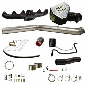 2007.5-2017 Dodge 6.7L 24V Cummins - Turbo Chargers & Components - BD Diesel - BD Diesel Rumble B Turbo Install Kit, S400 - Dodge 2010-2012 6.7L 1045702
