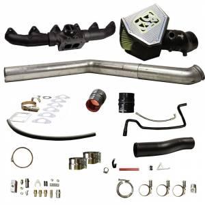 BD Diesel Rumble B Turbo Install Kit, S400 - Dodge 2010-2012 6.7L 1045702