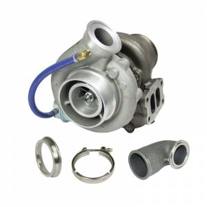 Engine & Performance - Turbo Chargers & Components - BD Diesel - BD Diesel Super B Single SX S358 Turbo Kit w/FMW Billet Wheel - Dodge 2003-2004 5.9L 1045230
