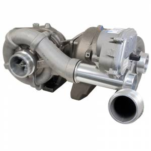 2008-2010 Ford 6.4L Powerstroke - Turbo Chargers & Components - BD Diesel - BD Diesel Exchange Twin Turbo Assembly - Ford 2008-2010 6.4L PowerStroke 179514-B