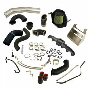 Engine & Performance - Turbo Chargers & Components - BD Diesel - BD Diesel Cobra Turbo Install Kit w/S400 Secondary - Dodge 2013-2015 6.7L 1045763