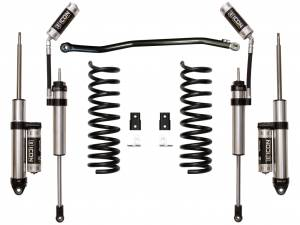 "ICON Vehicle Dynamics - ICON Vehicle Dynamics 14-UP DODGE RAM 2500 4WD 2.5"" STAGE 3 SUSPENSION SYSTEM K212513"