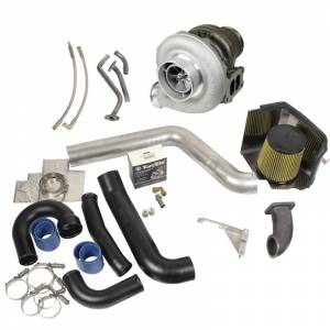 Engine & Performance - Turbo Chargers & Components - BD Diesel - BD Diesel Super B Twin Turbo Upgrade Kit - 1994-1998 12-valve Dodge 1045315