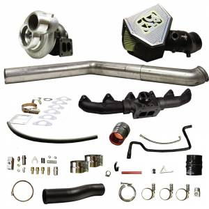 2007.5-2017 Dodge 6.7L 24V Cummins - Turbo Chargers & Components - BD Diesel - BD Diesel Rumble B Turbo Kit, S467 1.10 A/R - Dodge 2007.5-2009 6.7L 1045725