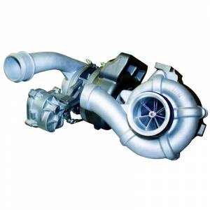 Engine & Performance - Turbo Chargers & Components - BD Diesel - BD Diesel Twin Turbo System, Performance  - Ford 6.4L 2008-2010 w/o Air Intake Kit 1047081