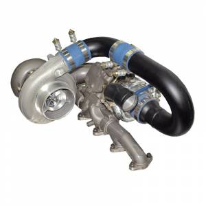 Engine & Performance - Turbo Chargers & Components - BD Diesel - BD Diesel R850 Tow & Track Turbo Kit - Dodge 5.9L 1994-1997 1045453