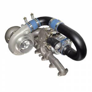 1994-1998 Dodge 5.9L 12V Cummins - Turbo Chargers & Components - BD Diesel - BD Diesel R850 Tow & Track Turbo Kit - Dodge 5.9L 1994-1997 1045453