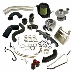 BD Diesel Cobra Twin Turbo Kit S361SX-E / S476SX-E - Dodge 2010-2012 6.7L 1045782