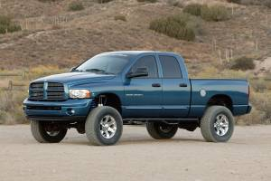 Drivetrain & Suspension - Lift Kits - Fabtech - Fabtech 4.5in PERF SYS W/PERF SHKS 03-08 DODGE 2500/3500 4WD DIESEL ONLY K3006