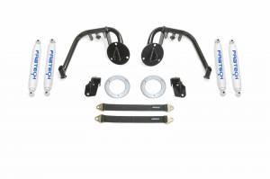Drivetrain & Suspension - Lift Kits - Fabtech - Fabtech 4.5in/6in MULTIPLE FRT SHK SYS W/PERF SHKS 03-11 DODGE 2500/3500 4WD K3025