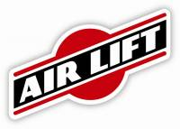 Air Lift - Air Lift LOAD CONTROLLER II; ON-BOARD AIR COMPRESSOR CONTROL SYSTEM; DUAL GAUGE; 25812